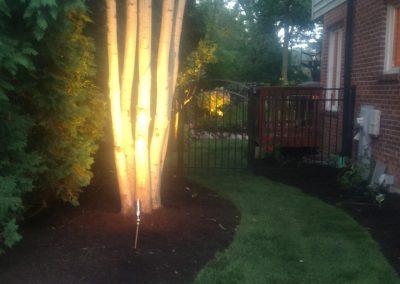 uplighting installation arlington heights